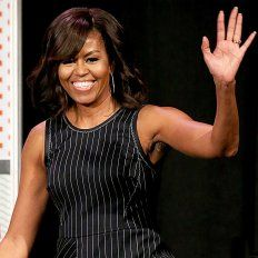 Michelle Obama se sumó a la red social Snapchat
