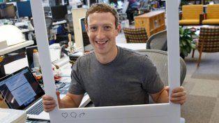 Mark Zuckerberg felicitó a Instagram por sus 500 millones de seguidores.