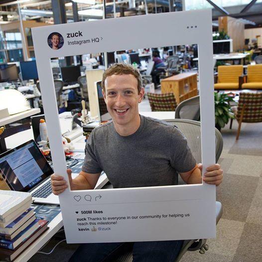 El creador de Facebook se descuidó y dejó expuesta su técnica para evitar que lo pirateen