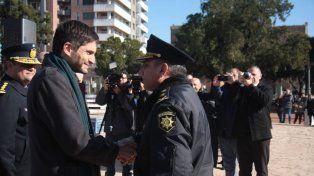 El equipamiento es fundamental para tener la mejor policía del país, aseguró Pullaro
