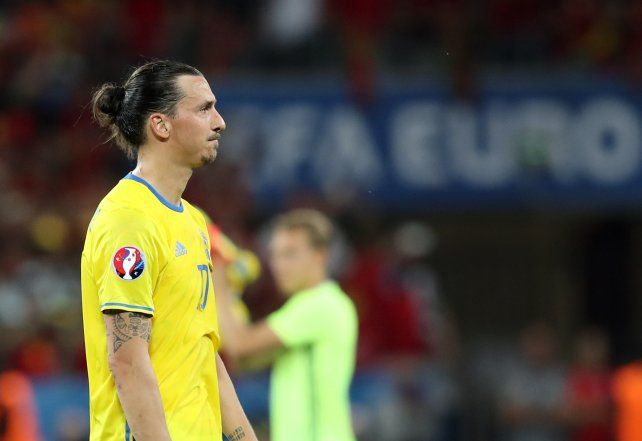 Zlatan ya había advertido que sería su última Eurocopa con su selección.