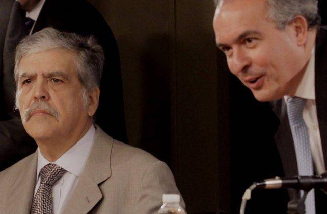 De Vido ahora negó que José López haya sido su mano derecha