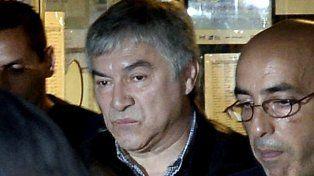 Báez está detenido en Ezeiza acusado de lavado de activos.