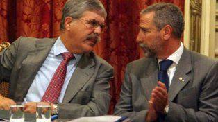 Más cargos. El ex ministro De Vido y ex secretario de Transporte Jaime tiene varias causas abiertas en la Justicia.