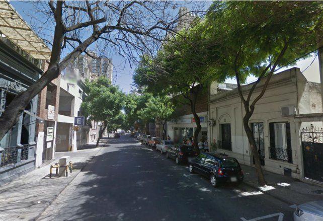 El hecho ocurrió en Urquiza al 1800.