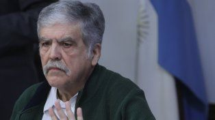 El exministro de Planificación Federal del kirchnerismo Julio De Vido.