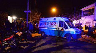 en riesgo. Los médicos suelen sufrir agresiones por las demoras en la llegada de las ambulancias.