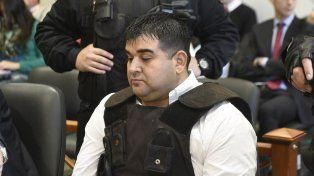 el acusado. Leandro Pollo Vinardi está siendo juzgado desde el lunes.