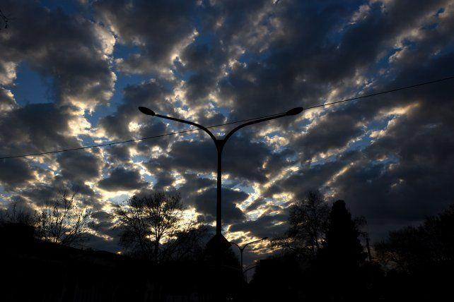 Cielos nublados