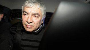 Lázaro Báez ratifcó que vio al juez Sebastián Casanello en la antesala de una reunión con Cristina en Olivos.