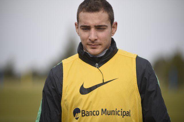 Marco Ruben quiere un equipo competitivo: Mi deseo es que no se vaya nadie