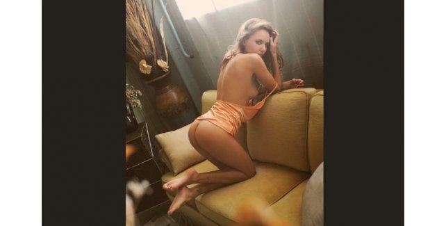 Conocé a la artista erótica a la que confundieron con Pampita y que calentó las redes sociales
