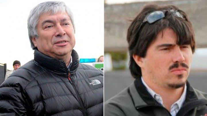 Lázaro Báez está detenido y su hijo Martín deberá prestar declaración indagatoria.