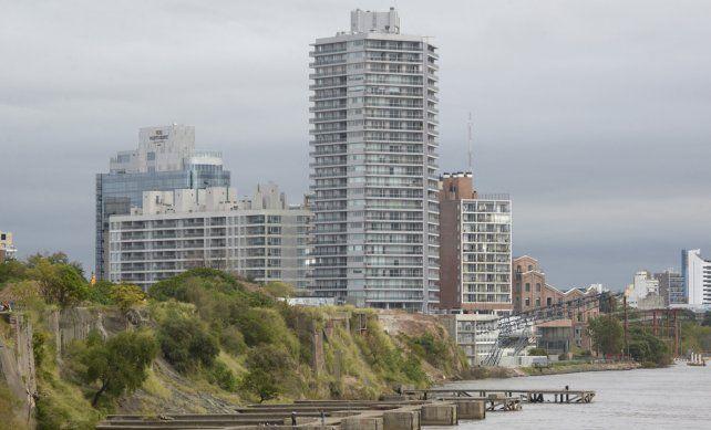 Puerto Norte. Una de las zonas inmobiliarias más exclusivas de Rosario alberga a edificios electrointensivos