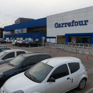 Carrefour acató la conciliación obligatoria y abrió sus puertas