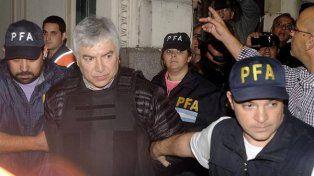 Sin salida. Báez, preso en Ezeiza, busca apartar al juez por direccionar la investigación contra él y su familia.