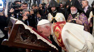 Fraternidad. El Papa