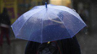 Según el Servicio Meteorológico, las lluvias llegarían a la región esta tarde-noche.