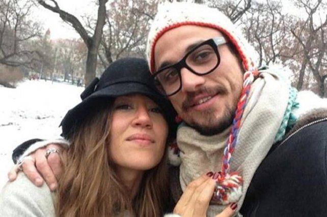 Otros tiempos. Jimena Barón y Daniel Osvaldo cuando el amor atravesaba la relación.