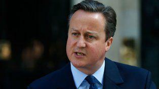 Derrota. El primer ministro británico anunció su decisión de renunciar