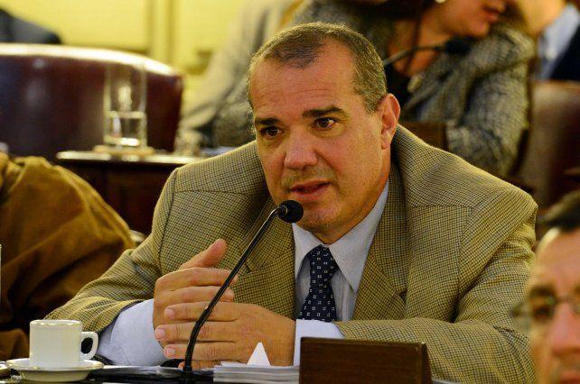Crítico. El flamante presidente de la UCR santafesina advirtió sobre la inseguridad jurídica que abrió la ley.