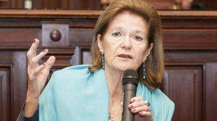 Jueza. Highton de Nolasco es la primera mujer que ingresó a la Corte.