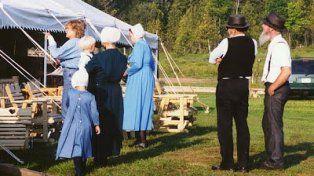 Conservadores. Los amish rechazan varios aspectos de la vida moderna.