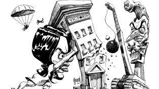 El big bang del kirchnerismo