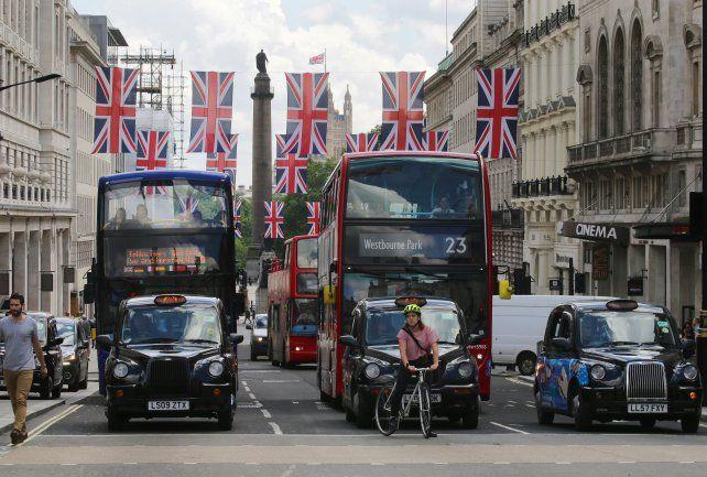 La capital británica