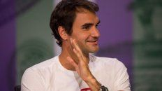 En armonía. Esta espalda me dio 88 títulos, estoy bien con ella, rió Federer.
