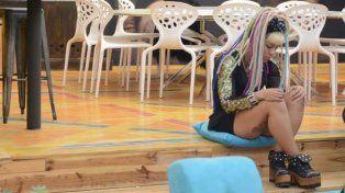 Azul está bien, contenida por productores y psicólogos, contó Rial sobre la salida de la joven