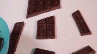 El truco muestra que puede obtenerse chocolate ilimitado. ¿Lo probaste?