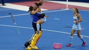 Las Leonas volvieron a hacer historia en el hockey