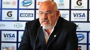 Mano a mano. Araujo acompañó a Los Pumas en Tucumán y charló con Ovación.