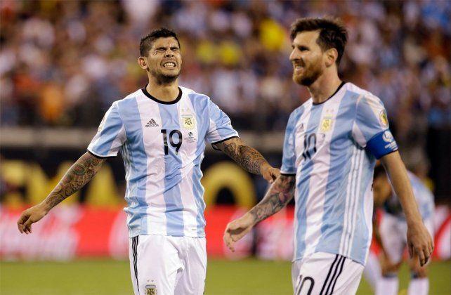 Argentina cayó en la serie de penales tras igualar 0-0 en el partido.