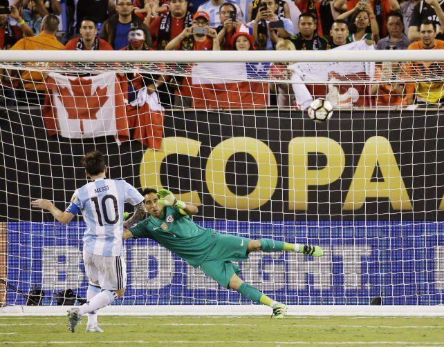 Argentina no puede con su karma de perder finales