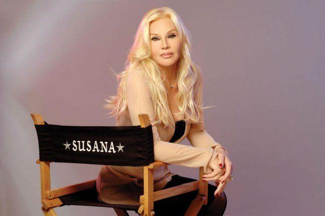 Susana acusó a Tinelli de haberle copiado la apertura de ShowMatch