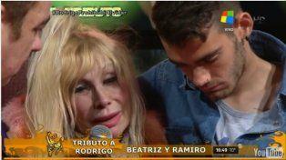 La mamá del Potro Rodrigo se quebró y reveló el verdadero motivo de su locura