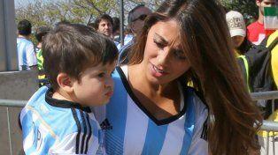 Una falsa Antonella le exigió a Messi que se vaya de la selección siendo campeón
