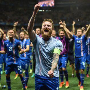 Islandia dio la sorpresa y eliminó a Inglaterra de la Euro 2016.