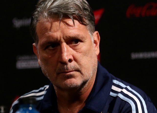 El rosarino Martino seguirá al frente del seleccionado argentino.