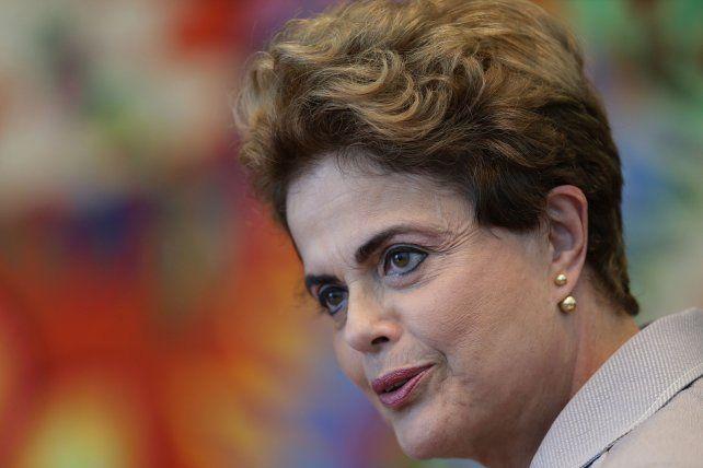 Rousseff resaltó que la auditoría muestra que no existe base legal para su destitución.