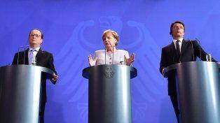 Juntos. Hollande