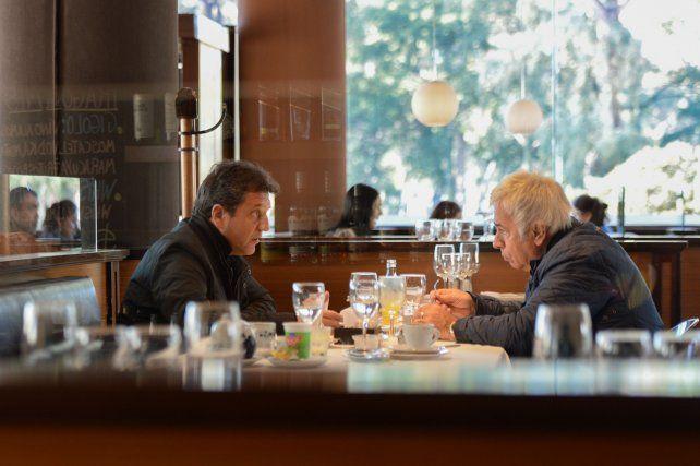 Massa y De la Sota mantuvieron conversaciones con referentes de la mesa de conducción del PJ nacional para reclamar una prueba de amor.