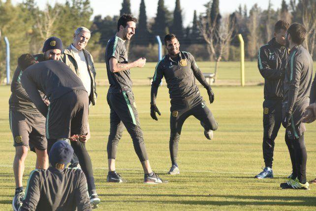 La situación de Donatti no es nueva. El jugador ya avisó que ante la oferta de Flamengo de 1 millón 350 mil dólares limpios para los auriazules desea probar suerte en el exterior.