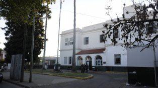La víctima fue derivada al Hospital Roque Sáenz Peña. Se recupera favorablemente.