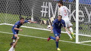 Sorpresa en la Eurocopa 2016, Islandia eliminó a Inglaterrra e Italia a España
