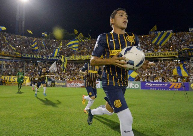 El defensor Víctor Salazar