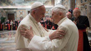 El Papa emérito