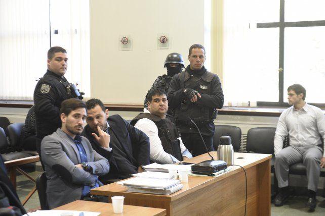 Defensa. Los abogados de Leandro Vinardi dijeron que la hija de Pared mintió.